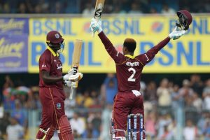 India vs West Indies, 1st ODI: Shimron Hetmyer cracks ton as Windies score 322/8