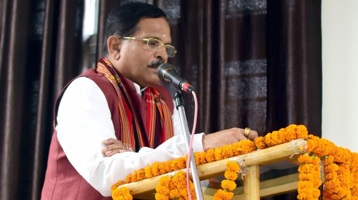 AYUSH Mission, West Bengal government, Shripad Naik