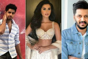 Marjaavaan: Sidharth Malhotra, Riteish Deshmukh, Tara Sutaria in Milap Zaveri film