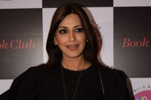 Sonali Bendre will return to Mumbai for 'happy interval'