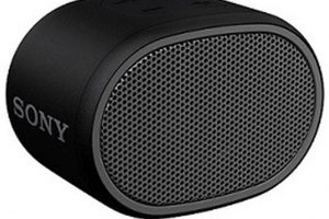 Sony expands its Extra Bass series with the new SRS-XB01 speakers