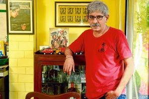 Writing thriller is quite challenging: Sriram Raghavan