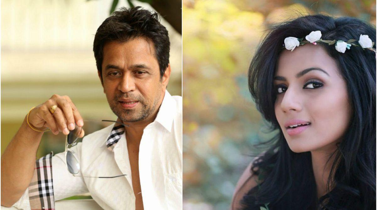 Actor Arjun made unwanted advances, claims Kannada actress Sruthi