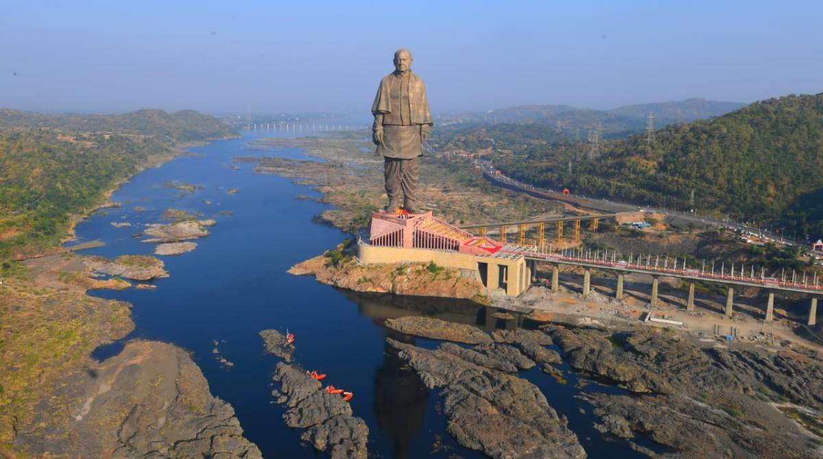 Facts, Sardar Patel, Statue of Unity, World's tallest statue, narendra Modi