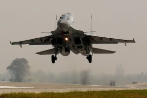 First indigenously overhauled Su-30MKI fighter aircraft handed over to IAF