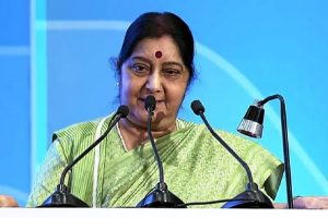 IMF, World Bank listed India in fragile 5 during UPA era: Sushma Swaraj tells Chidambaram