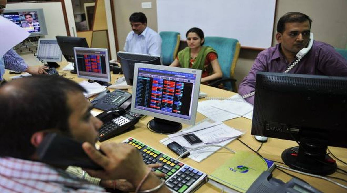 Sensex, nifty fall