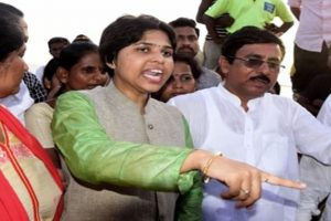 Trupti Desai says she will visit Sabarimala temple on Nov 17, wants Kerala government to bear expenses