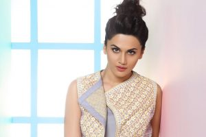 I've been crazily adventurous with my life: Taapsee Pannu