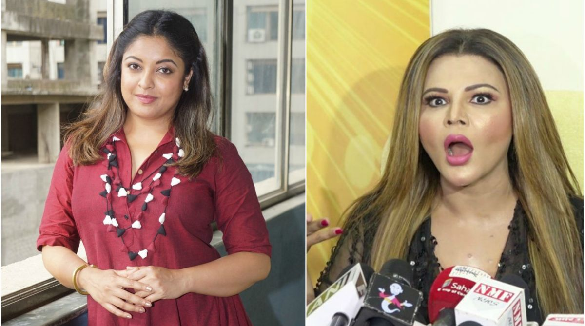 Tanushree Dutta, Rakhi Sawant, #MeToo, #MeToo movement