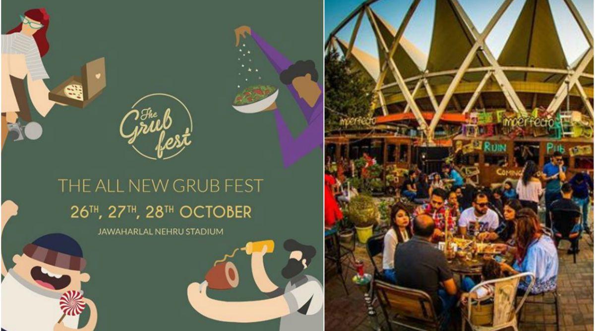 The Grub Fest, The Grub Fest 2018, Food, Food Festival, Jawaharlal Nehru Stadium