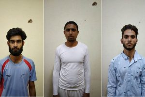 Three Kashmiri students allegedly linked to terror outfit nabbed in Punjab
