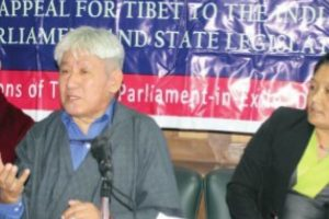 Tibetan parliament-in-exile seeks support from India