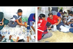Titli cyclone: Naval helicopters to air drop relief today