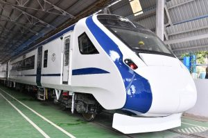 Train 18, new Indian Railways train that will replace Shatabdi Express, unveiled