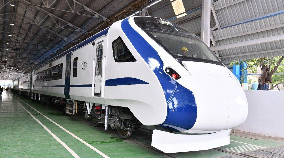 Train 18, Indian Railways, Train, Shatabdi Express