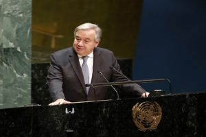 UN chief voices concern over deepening political crisis in Sri Lanka