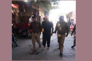 Samachar Plus CEO Umesh Kumar sent to judicial remand for 10 days