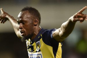 Mariners say Bolt not A-League grade as deal talks stall