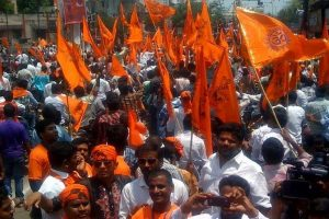 VHP, others to organise rally in Delhi for Ram temple