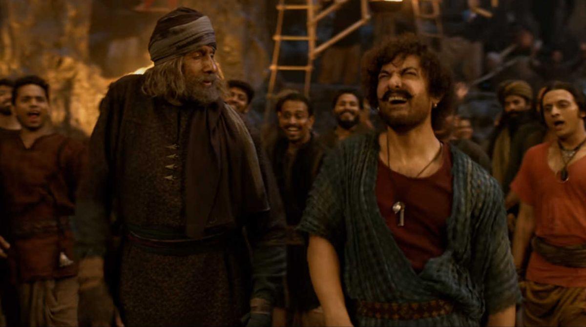 Vashmalle, Thugs Of Hindostan, Amitabh Bachchan, Aamir Khan, Amitabh Bhattacharya