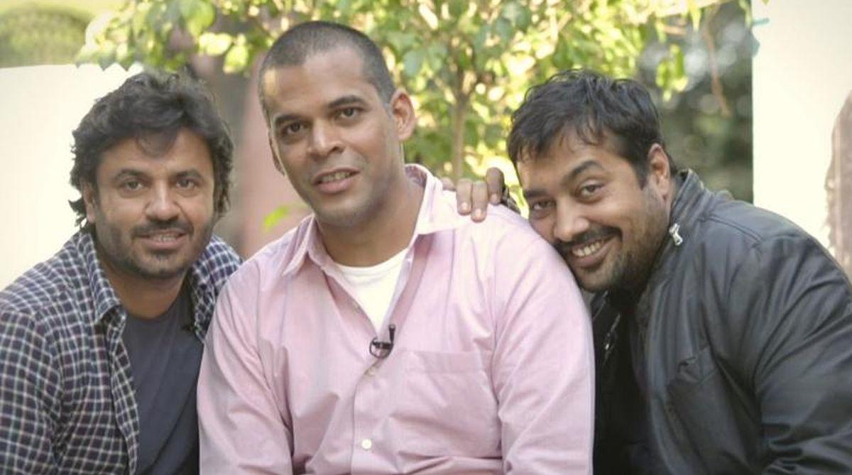 Vikas Bahl, Anurag Kashyap, Vikramaditya Motwane, Phantom Films