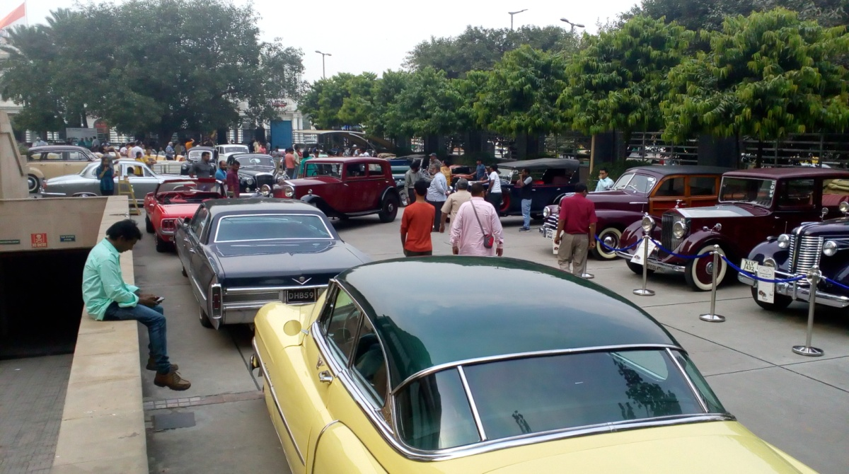 Vintage cars, Vintage bikes, Enthusiasts, Statesman House, The Statesman, Statesman Vintage and Classic Car Rally