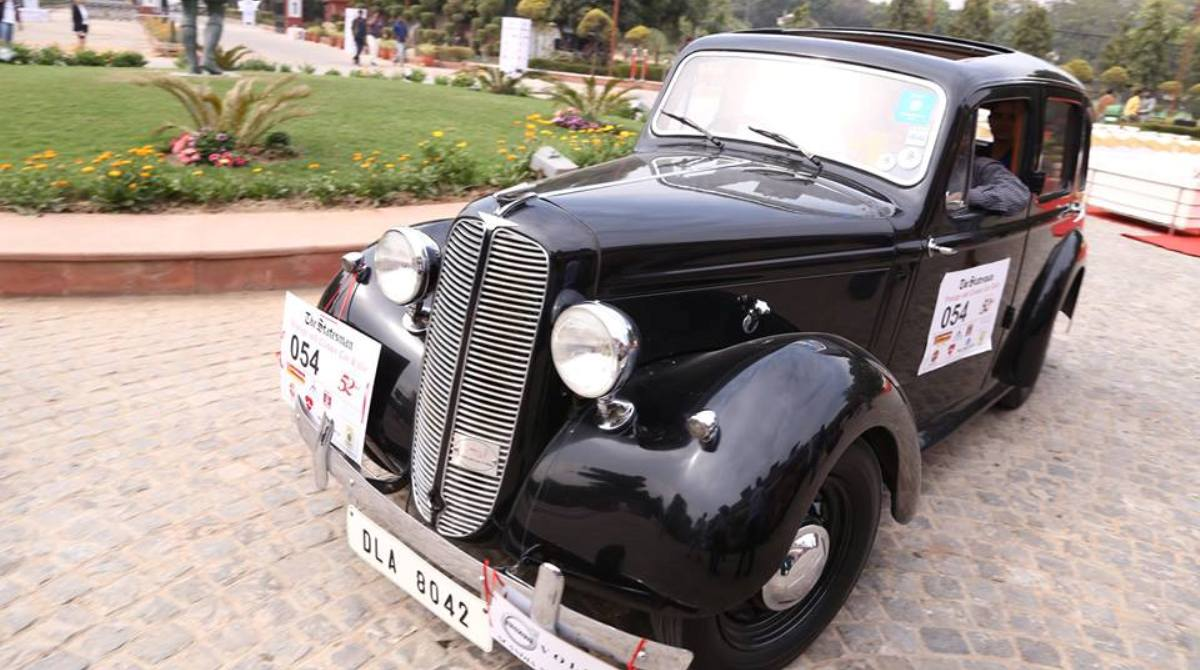 Vintage Car Club of India, Vintage cars, Vintage bikes, Statesman House