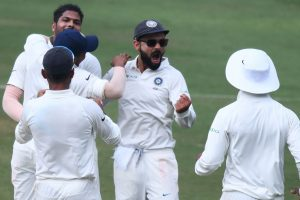 India vs West Indies, 2nd Test: Virat Kohli's side need 71 runs for clean sweep