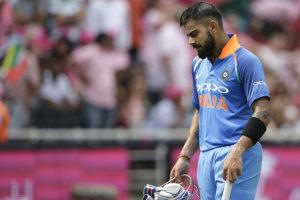India vs Australia: Virat Kohli-led team scripts 'unwanted record' at Sydney