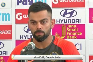 This is what Virat Kohli has to say on Karun Nair's omission from Test squad