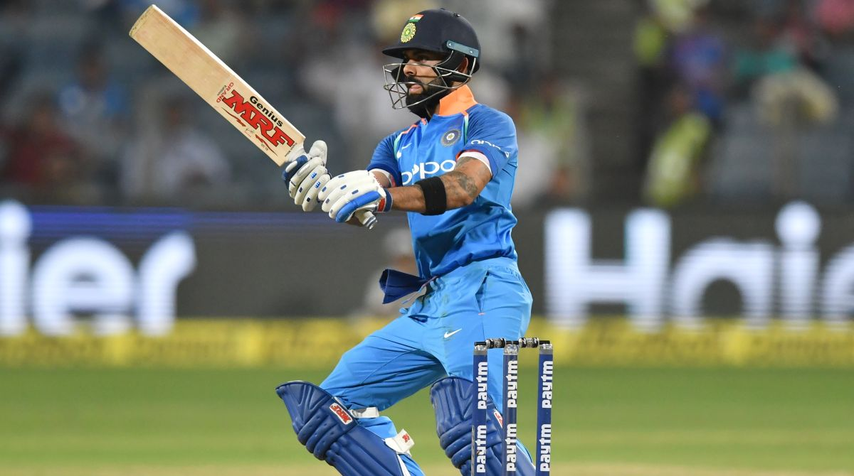Virat Kohli refuses to speak about his century after India lose third ODI