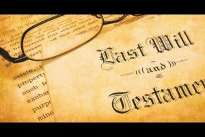 The Islamic Doctrine of Wasiyyat