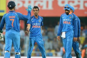 Chahal reaches career high 8th in ICC rankings, Dhawan drops four places