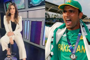 Is Zareen Khan dating Pakistan opener Fakhar Zaman? Here is what the Bollywood actress has to say