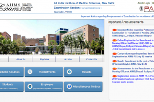 All India Institute of Medical Sciences releases notification for 2000 Nursing Officer posts | Apply now at aiimsexams.org