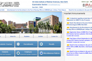 AIIMS PG Entrance examination 2019: Registration dates rescheduled, process to begin now from October 18 at www.aiimsexams.org