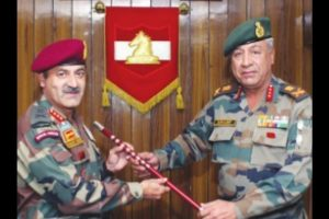 Officer involved in surgical strikes new XVI Corps GOC
