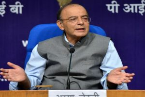 Arun Jaitley takes 'clown prince' jibe at Rahul Gandhi