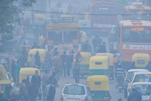 Delhi air quality 'very poor', to hit 'severe' category in coming days