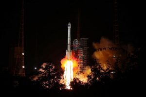 China to launch first satellite for space-based gravitational wave detection