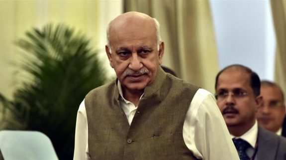 MJ Akbar to record statement on October 31 in defamation case against Priya Ramani