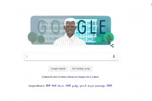 Google pays tribute to Dr Govinda Venkataswamy, the man who could do 100 cataract surgeries in a day