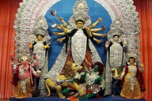Durga Puja: Security beefed up in Tripura, south Assam