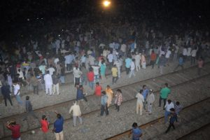 Many feared killed in train accident in Punjab, Amarinder rushing to accident site