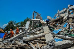 Google to donate $1 million towards Indonesia quake relief