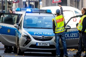 Shootout in German town leaves 2 dead, two cops seriously injured