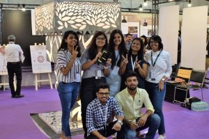 FOAID 2018: World University of Design students win silver at 'Expressions' art competition