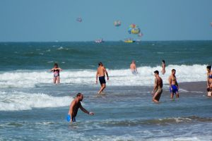 Goa beaches to open for swimming on November 1 with 24 'no-selfie' zones