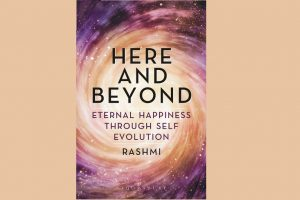 Here and Beyond writer Rashmi Joshi calls herself an 'existential philosopher'